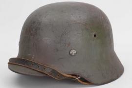 Heer M35 combat helmet - ET64