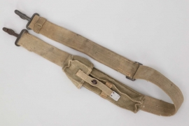 Wehrmacht MP34 magazine pouch carrying strap