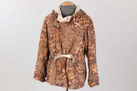 Waffen-SS reversible camo winter parka - oak leaf (autumn, B-pattern)
