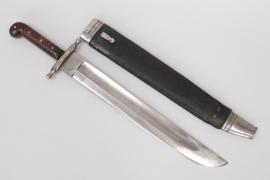 Austro-Hungary - M1862 Pionier fascine knife
