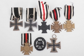 Imperial Germany - lot of awards