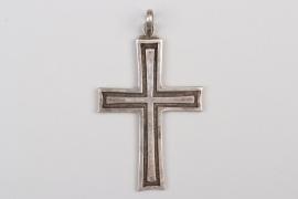 Wehrmacht priest's crucifix - 835
