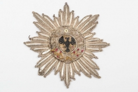 "Prussia - Order of the Black Eagle, ""Gardestern"""