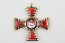 Russia - Order of Saint Vladimir 4th Class - Civil Division