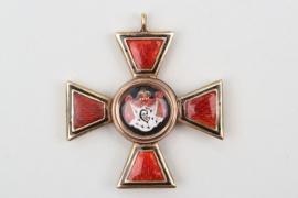 Russia - Order of Saint Vladimir 4th Class - Civil Division