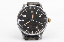Luftwaffe observer's watch B-Uhr (Wempe)