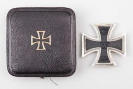 1914 Iron Cross 1st Class in case - WWII type