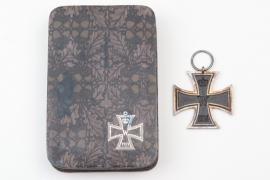 1914 Iron Cross 2nd Class in case - SW