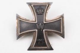 """1914 Iron Cross 1st Class on screw-back - """"800"""""""