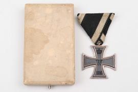 1914 Iron Cross 2nd Class in case - Eisenberger