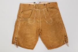 SA-Gruppe Oberland brown shorts