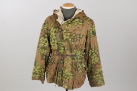 Waffen-SS reversible camo winter parka - oak leaf (spring)