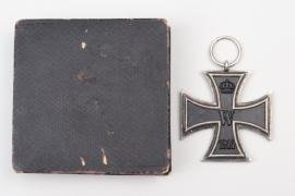 1914 Iron Cross 2nd Class in case