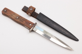 WWI German trench knife