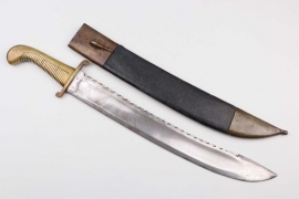 "Russian Empire - ""Dussack"" pionier fascine knife M1827"