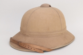 Luftwaffe blue tropical pith helmet
