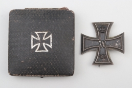 1914 Iron Cross 1st Class in case - KO
