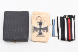 1914 Iron Cross 1st Class in case + ribbons