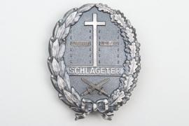 "Freikorps Schlageter Badge ""Spartakus"" - 2nd pattern"