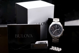 Bulova - Apollo 15 1975 inspired model