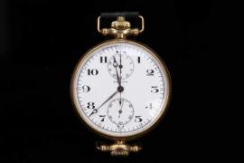 Zenith - men's rebuilt chronograph