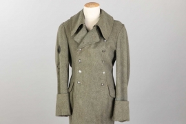 Heer M40 field coat - Rb-numbered
