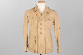 Luftwaffe tropical field tunic