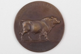 "Middle Franconia - ""Rinderzucht"" cattle breeding achievement medal"