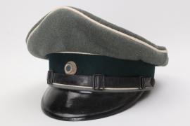 Heer Infanterie visor cap EM/NCO - EREL