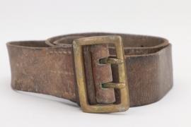 SS-Hscha. Lösch - Legion Condor belt & buckle