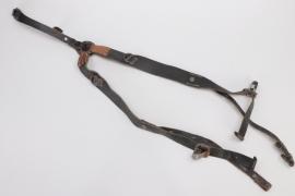 SS-Hscha. Lösch - Waffen-SS / Wehrmacht y-strap