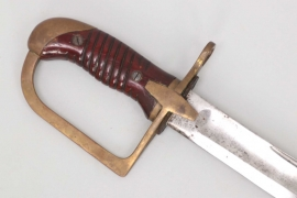 Poland - officer's cavalry sabre wz. 34 - Ludwikow