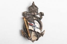 "Imperial Germany - ""Frankenthal"" naval badge - unknown"
