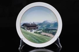 Rosenthal - 'Haus Wachenfeld' wall plate