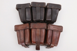 Imperial Germany - two M1911 ammunition pouches