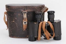 Fischer, Waldemar v. - 8x14 binoculars in leather case (Leitz)