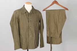 "Kriegsmarinewerft ""Brest"" working suit"
