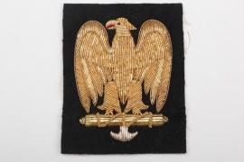 Italy - MVSN cap eagle
