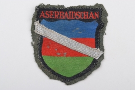 Heer Aserbaidschan volunteer's sleeve badge