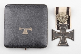 "1870 Iron Cross 2nd Class with ""25"" Jubilee Clasp in case"