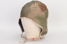 Wehrmacht tan & water rain hood - price tag