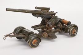 Tipp & Co. tin toy 8.8 cm Flak