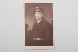 Austria - Republikanischer Schutzbund portrait photo
