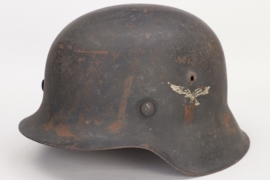 Luftwaffe single decal helmet - hkp64