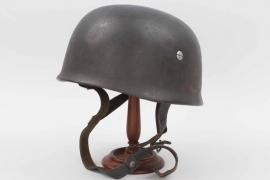 Luftwaffe M38 Fallschirmjäger helmet - CKL66