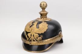 Prussia - M1891 Artillerie officer's spike helmet