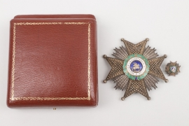 Spain - Royal and Military Order of Saint Hermenegild in case