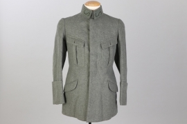 Bavaria - M15 field tunic with pockets & Schneeschuhbataillon collar tabs