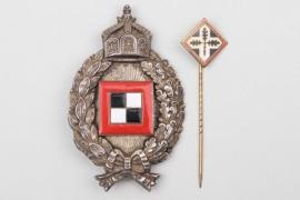 "WW1 observer's grouping - Observer's Badge ""800"""