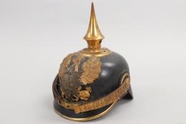 Saxony - Inf.Rgt.94 infantry reserve officer's spike helmet